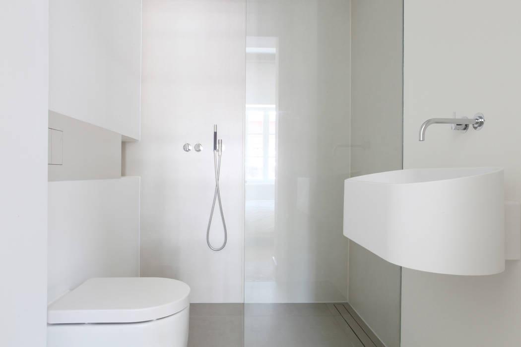 Studio Doccia Salle de bain minimaliste