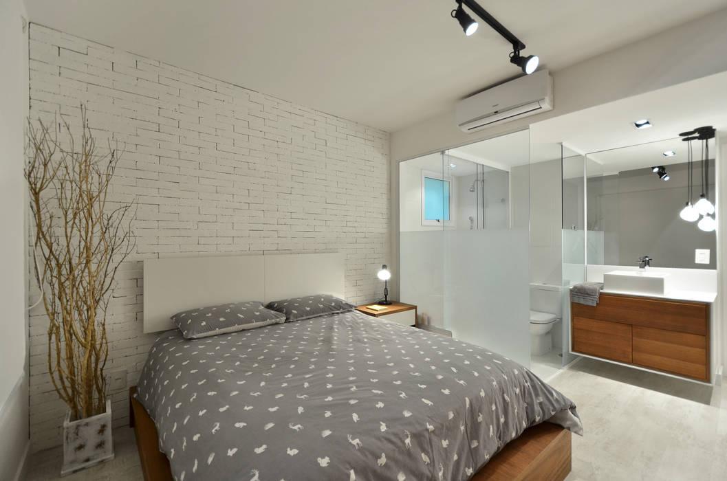 Cuartos de estilo  por Johnny Thomsen Arquitetura e Design ,