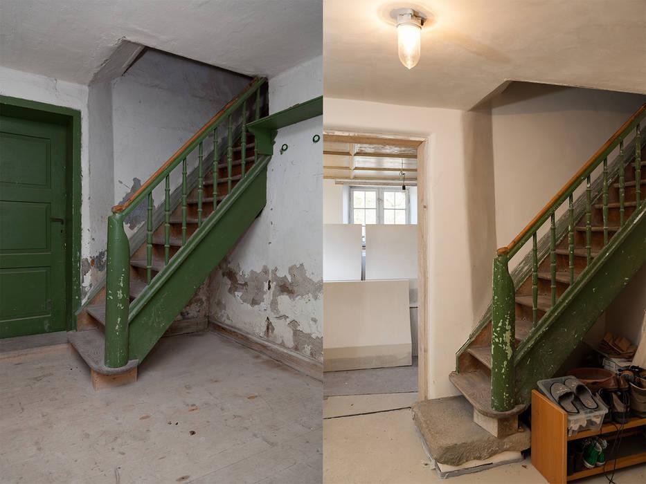 Corridor & hallway by betterhouse, Country