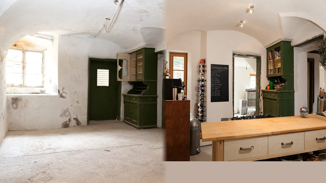 Kitchen by betterhouse, Country