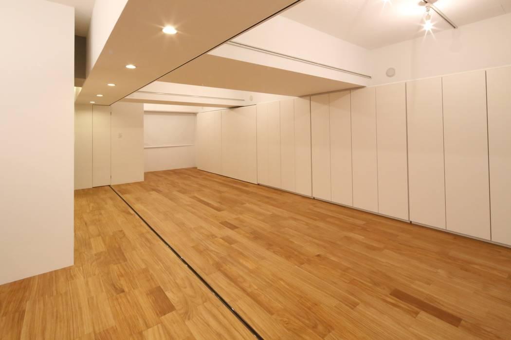 くるみわりのいえ: nagena が手掛けた和室です。,オリジナル