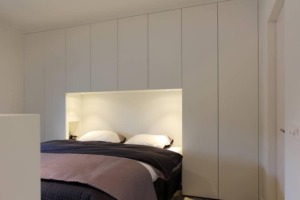 Slaapkamer Moderne slaapkamers van Leonardus interieurarchitect Modern