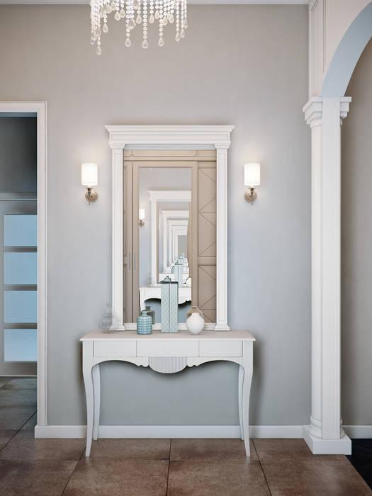 Corridor & hallway by EJ Studio, Classic
