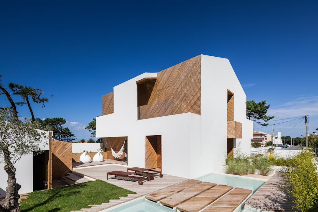 SilverWoodHouse bởi Joao Morgado - Architectural Photography Hiện đại