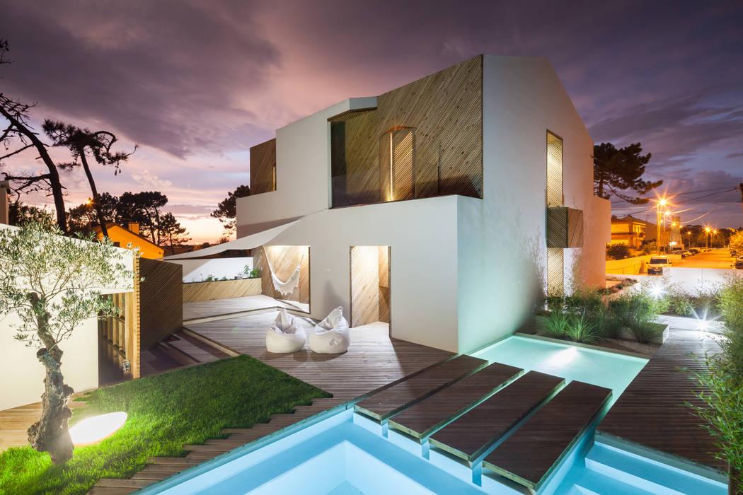 Maisons de style  par Joao Morgado - Architectural Photography, Moderne