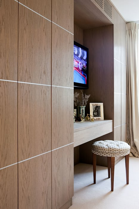 Master Dressing Table Amp Fitted Wardrobe Modern Style
