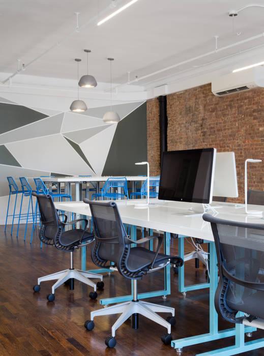 Soho Startup Lojas e Espaços comerciais modernos por General Assembly Moderno