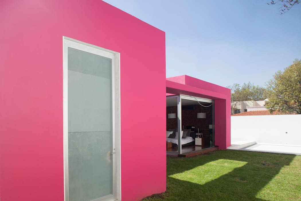 Minimalist houses by Echauri Morales Arquitectos Minimalist