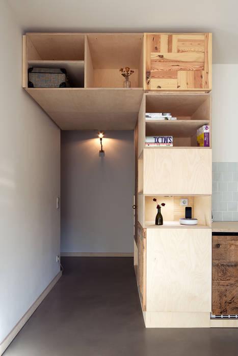 Storage homify 臥室