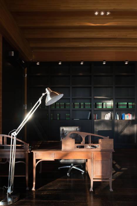 Название Eclectic style study/office