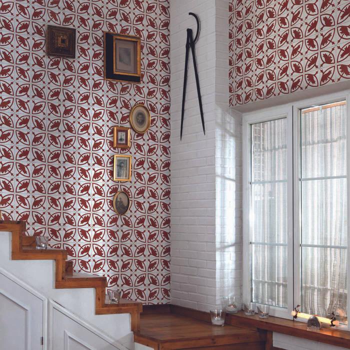 Projekty,  Ściany i podłogi zaprojektowane przez Paper Moon