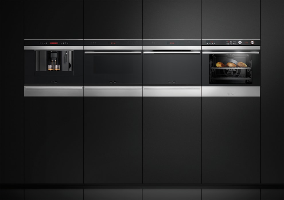 Made to Match: modern  by Fisher & Paykel, Modern