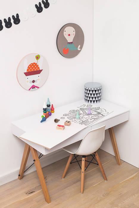 Pokój dziecięcy : styl , w kategorii Pokój dziecięcy zaprojektowany przez ARCHISSIMA