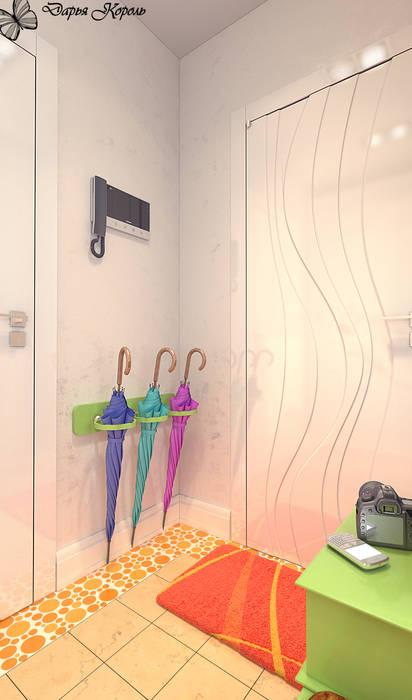 Minimalist Koridor, Hol & Merdivenler Your royal design Minimalist