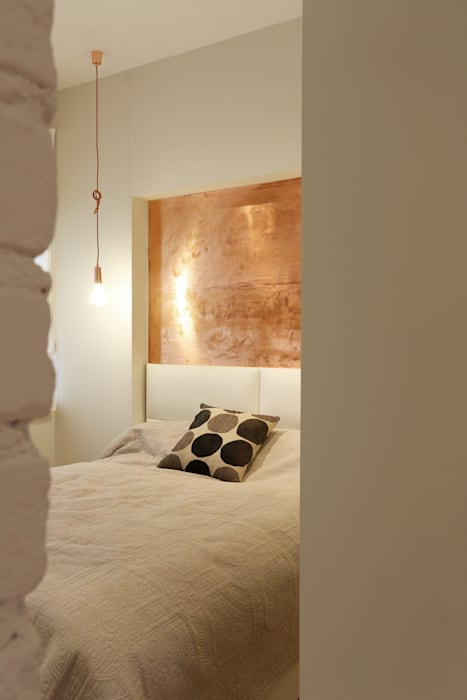 Спальня.: Спальни в . Автор – Double Room