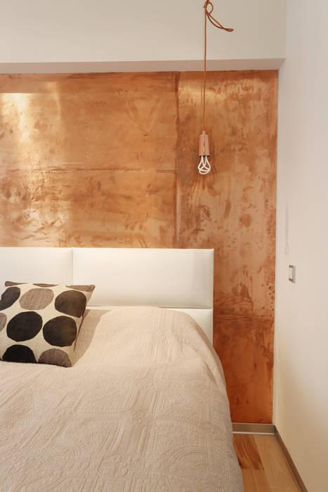 Спальня: Спальни в . Автор – Double Room, Скандинавский