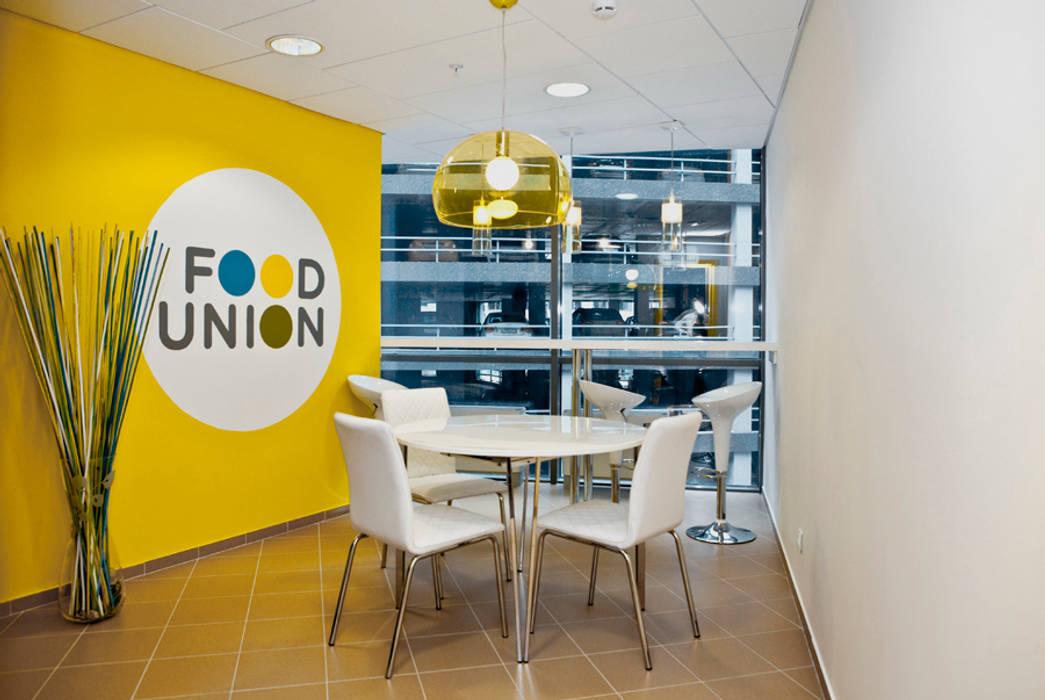 Кухня: Офисы и магазины в . Автор – 16dots