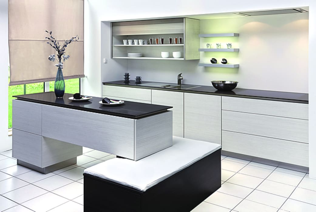 moderne schroder kuchen, wenn wir dürfen was wir können: moderne küche von schröder, Design ideen