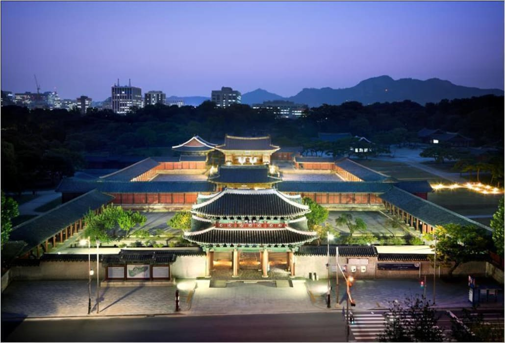 Eon SLD Asian style event venues