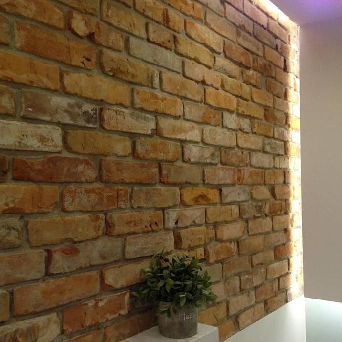Historic Line 4: styl , w kategorii Ściany zaprojektowany przez ITA Poland s.c.