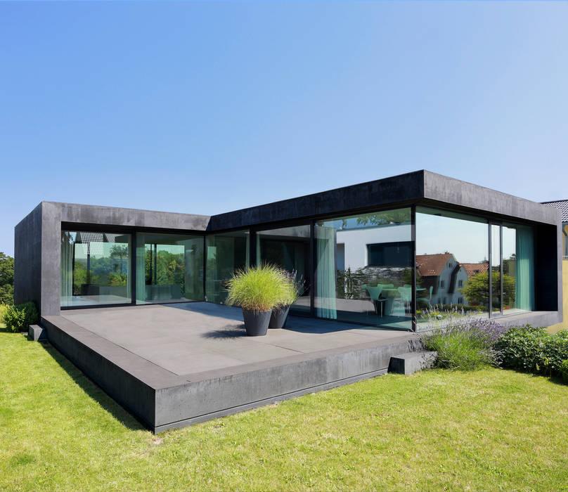 Maisons modernes par Architekturbüro Dongus Moderne