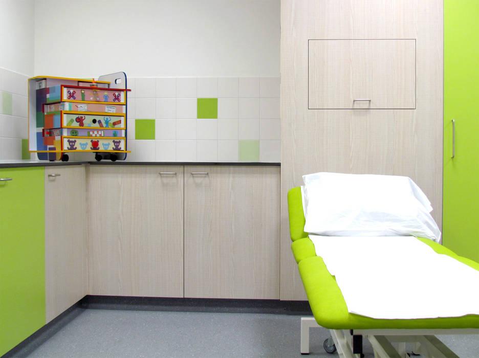 studio Che Eyzenbach Moderne Krankenhäuser