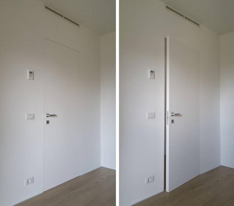 Camera da letto: Camera da letto in stile in stile Minimalista di Davide Ceron Architetto