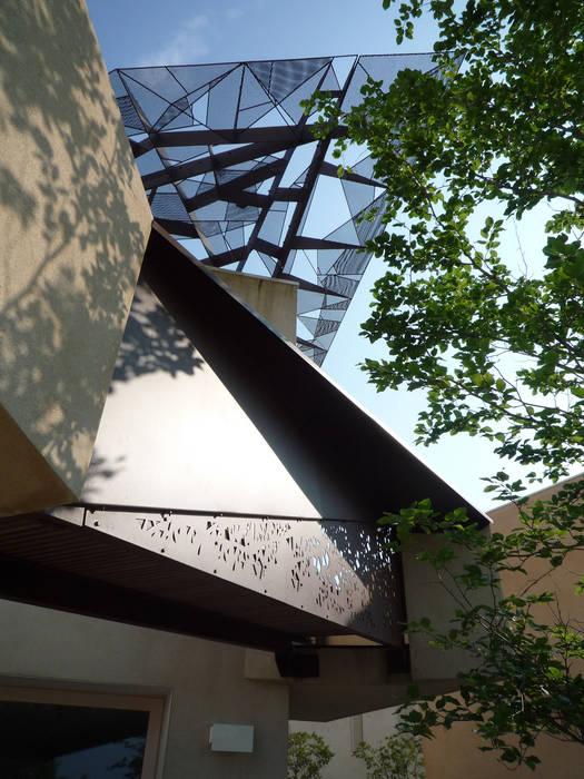 Gli elementi di variazione.: Case in stile in stile Moderno di Laboratorio di Architettura www.semerano.com