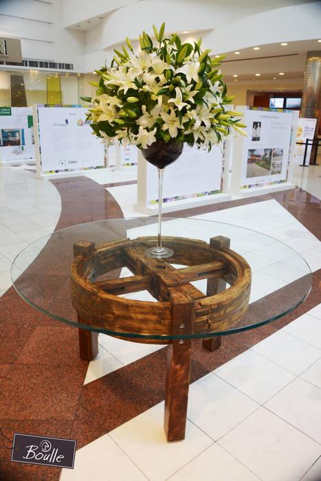 Mesa de Polia: Corredores e halls de entrada  por Boulle