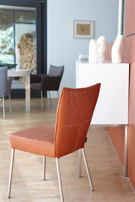 Salle à manger de style de style Moderne par Label | van den Berg