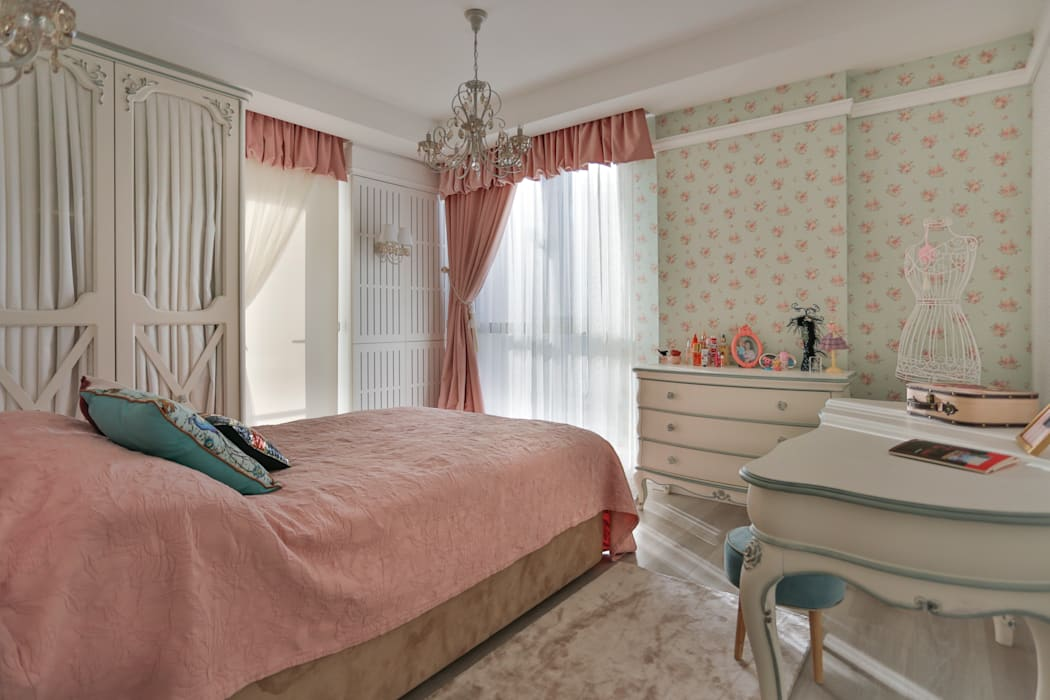 Classic style nursery/kids room by PS MİMARLIK Classic