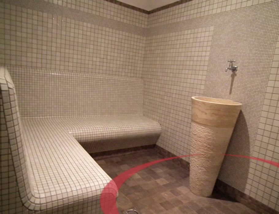 Bagno turco spa in stile di italian wellness the art of