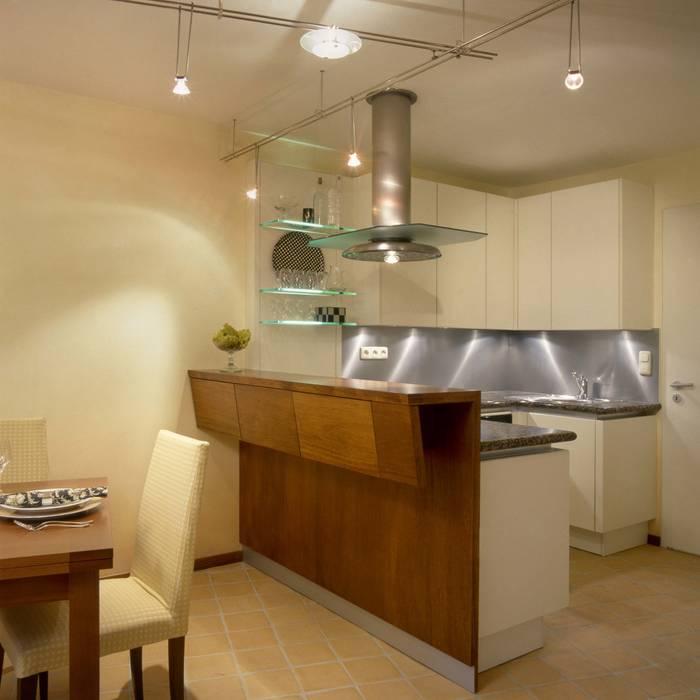 Wohnung Im Olympiadorf München Küche Von Planung Raum Design Anne