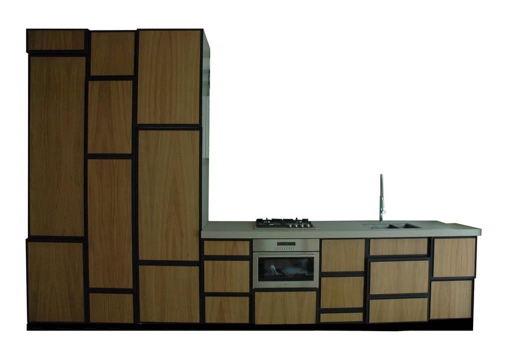 Keuken Scatch Moderne keukens van Kuntz en Meubels Modern