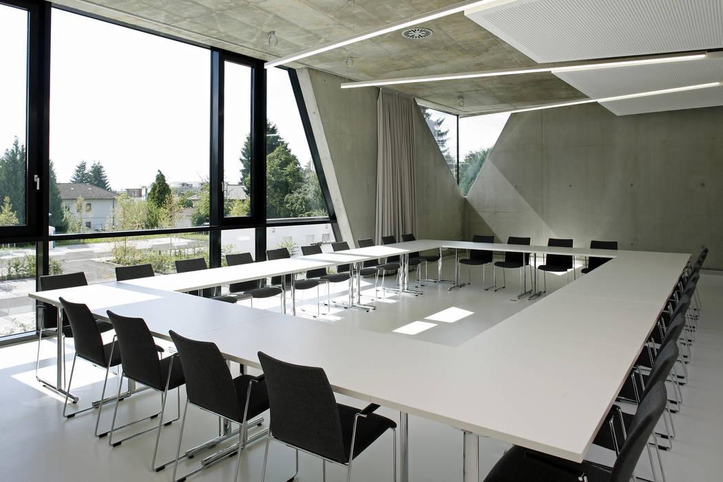 Grimmelshausen gymnasium gelnhausen - neubau cafeteria + ...
