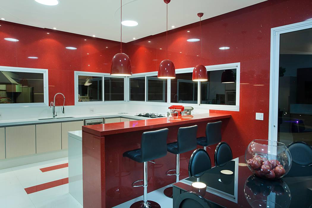 Cuisine de style  par Arquiteto Aquiles Nícolas Kílaris, Moderne