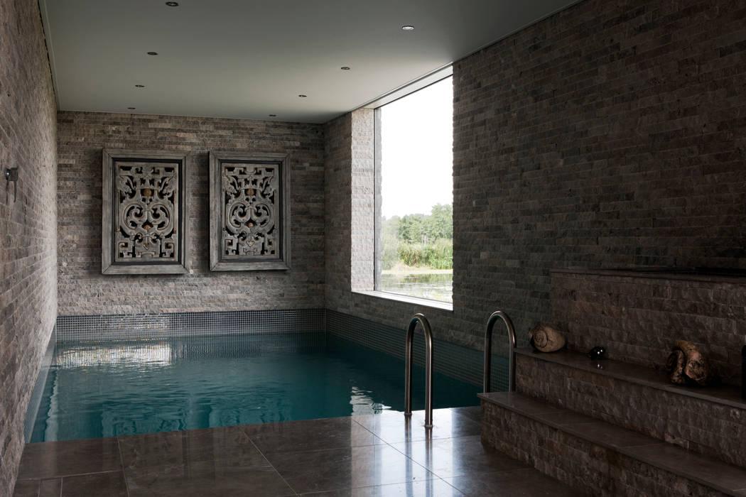 spa Moderne spa's van Studiozwart Architecten BNA Modern
