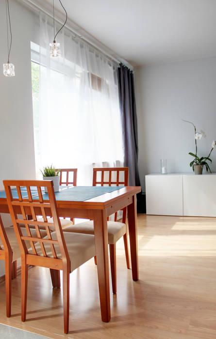 Modern dining room by Studio projektowe SUZUME Modern