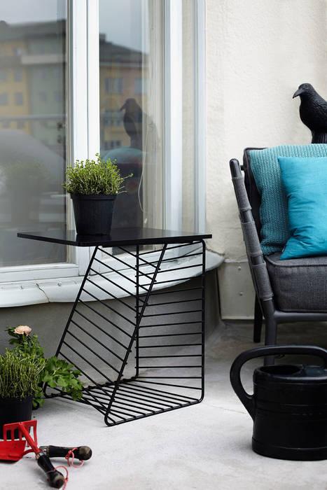 Living room تنفيذ Bernardo Senna Design