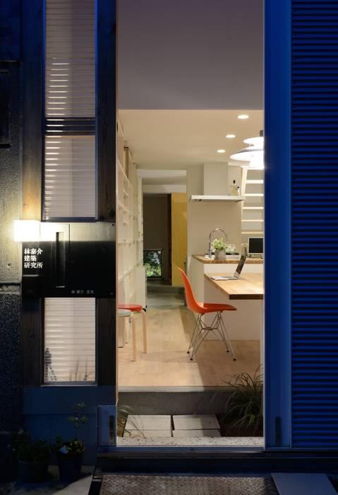 生野区 の長屋 - Row house of Ikunoku オリジナルな 家 の 林泰介建築研究所 オリジナル