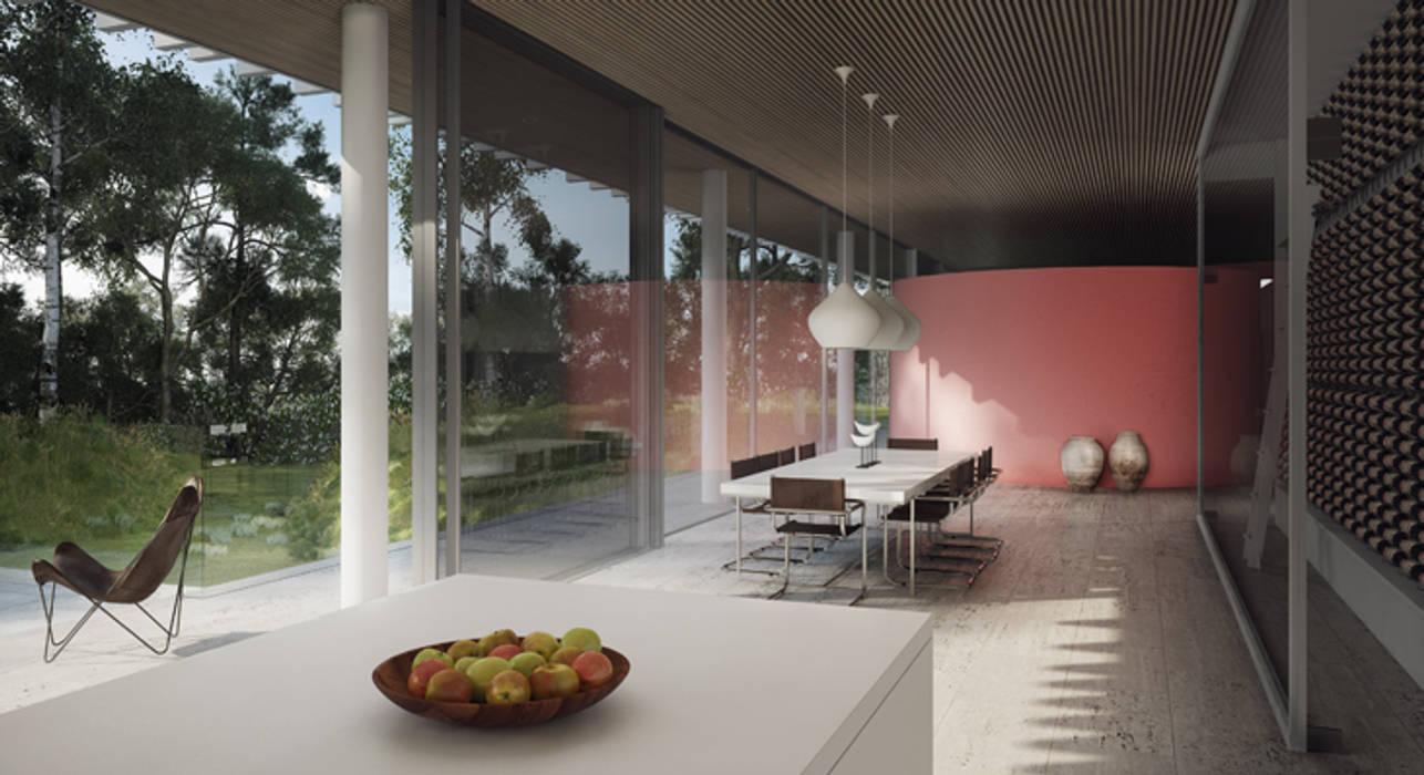 THe Aviary by John Pardey Architects
