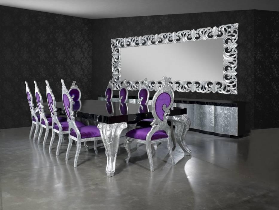 Bosart Mobilya Sanayi Ve Ticaret Ltd. Şti. – Santo yemek odası:  tarz Yemek Odası