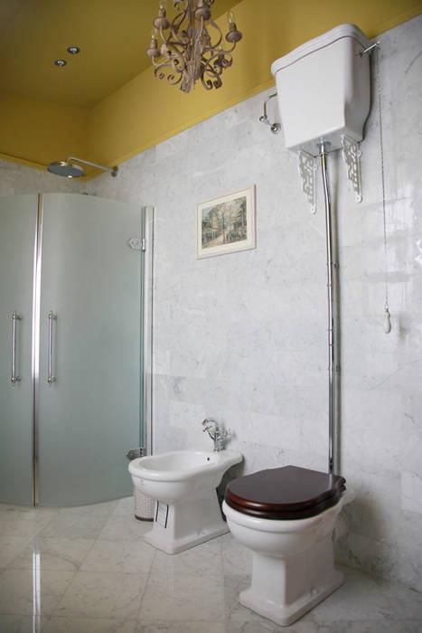 Ванная комната.: Ванные комнаты в . Автор – Мария Остроумова,