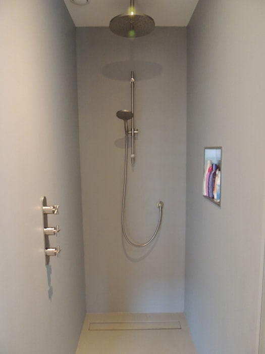 Baños de estilo  de Design Gietvloer, Industrial