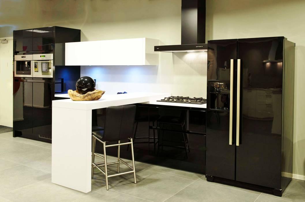 Cuisine moderne par DB KeukenGroep Moderne