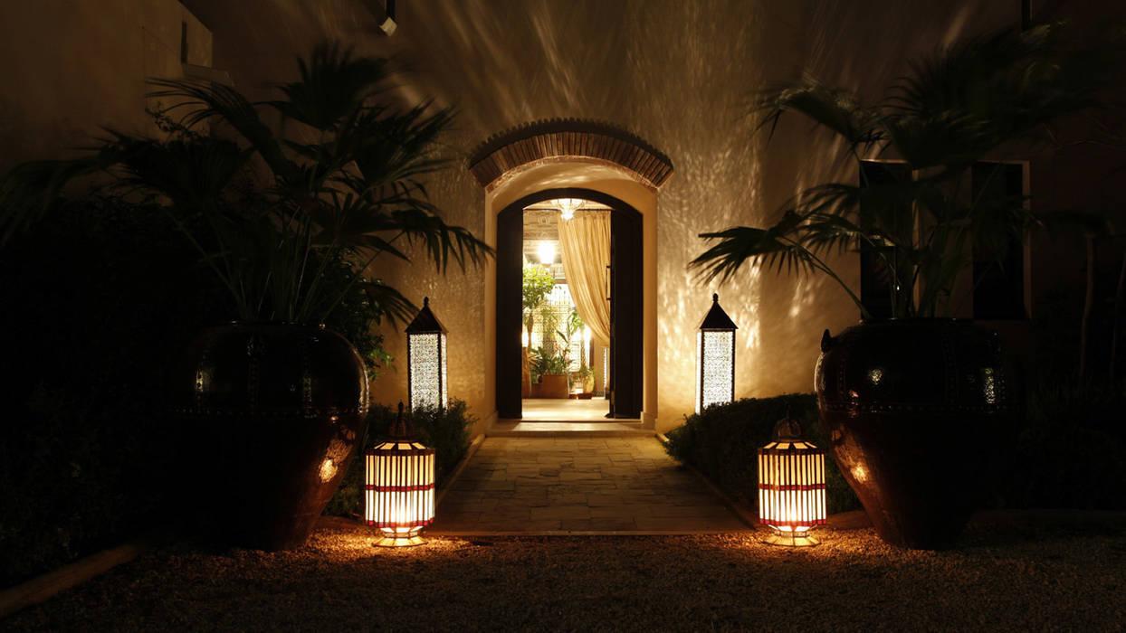 Private Villa, Morocco von Moroccan Bazaar Mediterran