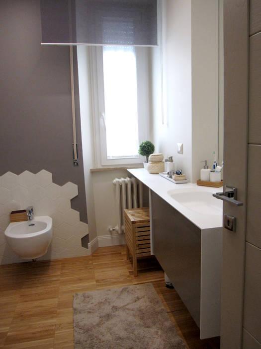 Moderne Badezimmer von Laura Canonico Architetto Modern