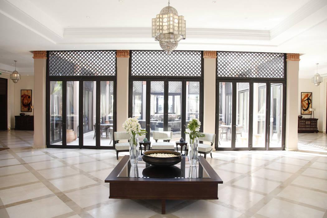 Four Seasons Hotel -  Marrakech: mediterranean  by Moroccan Bazaar , Mediterranean