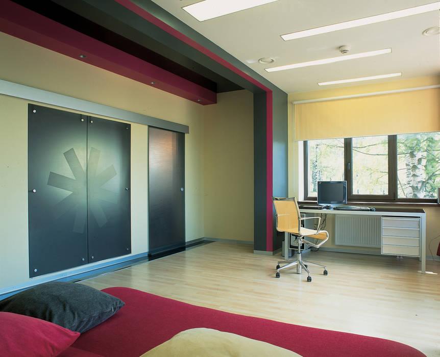 Комната подростка Детская комнатa в стиле минимализм от (DZ)M Интеллектуальный Дизайн Минимализм