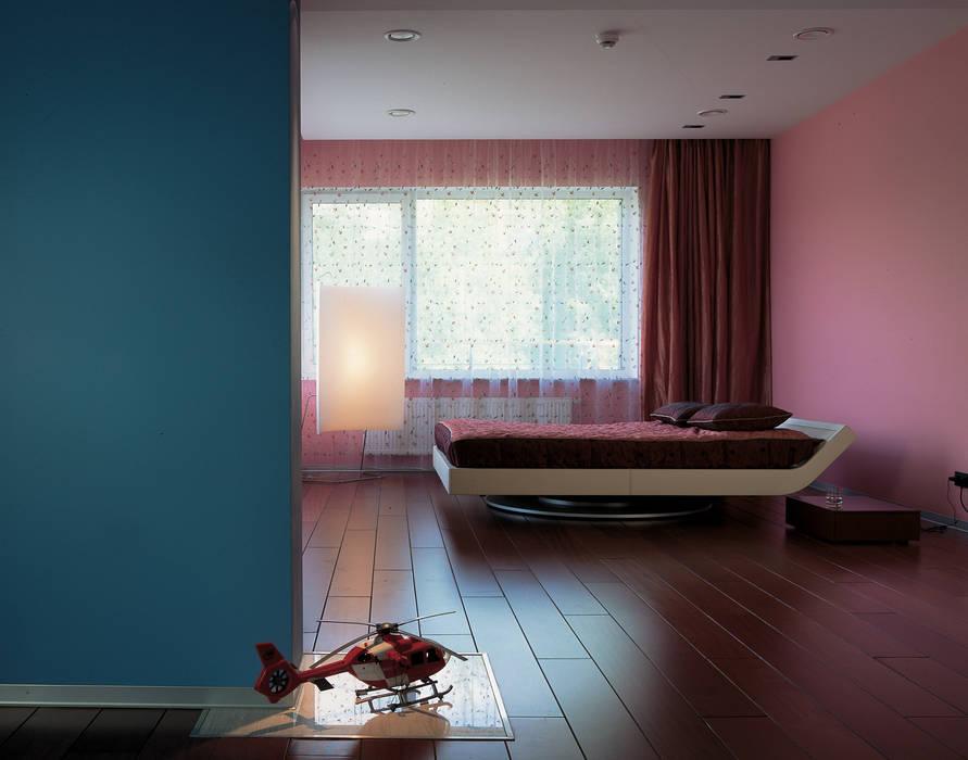 Спальня: Спальни в . Автор – (DZ)M Интеллектуальный Дизайн, Минимализм